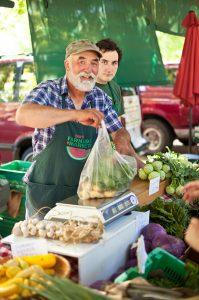 One Of The Best – Randi MacNear, Davis Farmers Market - Farm